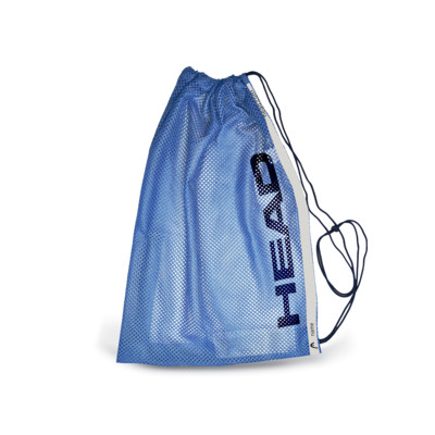 Product overview - TRAINING MESH BAG light blue