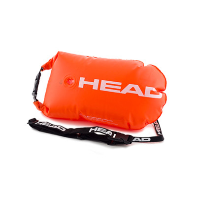 Product overview - HEAD Outdoor swimming SAFETY BUOY orange