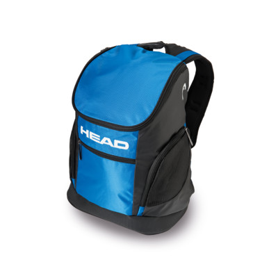 Product overview - TEAM TRAINING BACKPACK 33 light blue/black