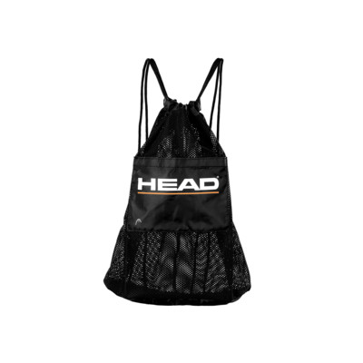 Product overview - MESHBAG WITH POCKET black