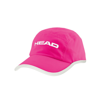 Product overview - TRI RUNNING CAP fuchsia/white