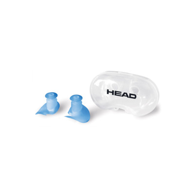 Product overview - EAR PLUG SILICONE FLAP blue