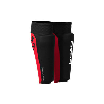 Product overview - Head B2 LITE CALVES Skins black/red