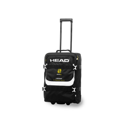 Product overview - HEAD HERO TROLLEY 42 BK black/white