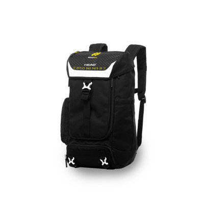 Product overview - HEAD HERO OFFICE BACKPACK 35 black/white