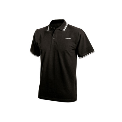 Product overview - POLO SHIRT (MAN) black