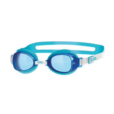 Product overview - Otter Goggle Clear/Aqua - Tinted Blue Lens