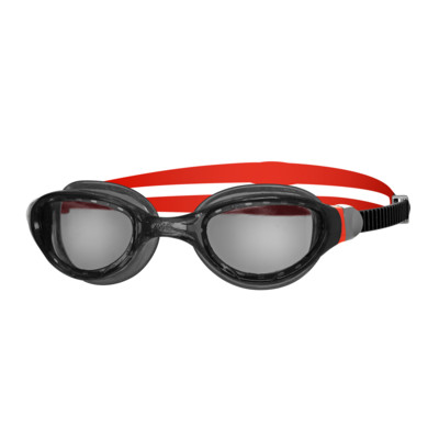 Product overview - Phantom 2.0 Goggle Black/Red - Tinted Smoke Lens