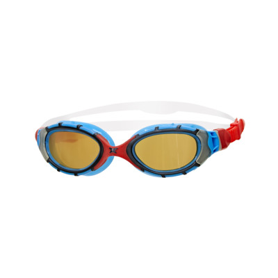 Product overview - Predator Flex Polarized Ultra (with glow) - Ocean Walker Goggles
