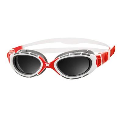 Product overview - Predator Flex Polarized White - Polarized Smoke Lens