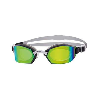 Product overview - Ultima Air Titanium Goggles Black/Silver - Mirrored Gold Lens