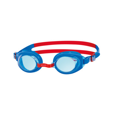 Product overview - Ripper Junior Goggles Blue/Red - Tinted Blue Lens