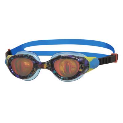Product overview - Sea Demon Junior Goggles Black/Blue - Hologram Lens