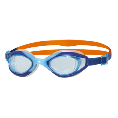 Product overview - Sonic Air 2.0 Junior Goggles Blue/Orange - Tinted Blue Lens
