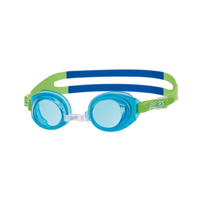 Product overview - Little Ripper Goggles Aqua/Green - Tinted Blue Lens