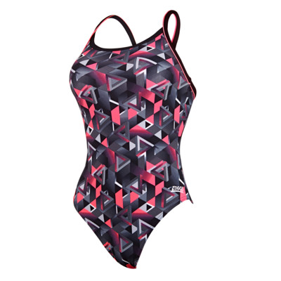 Product overview - Chaos Piped Sprintback Swimsuit