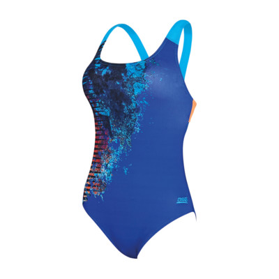 Product overview - Empire Speedback Swimming Costume MTBL