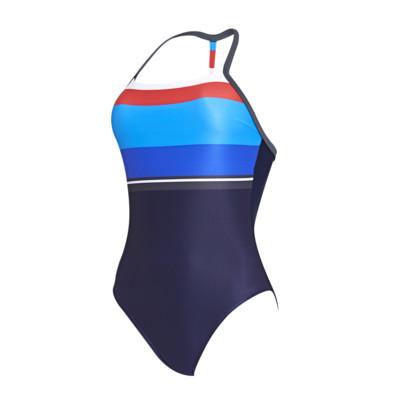 Product overview - Pop Block T Back Swimsuit