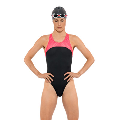 Product overview - Predator Zipped Back Swimsuit