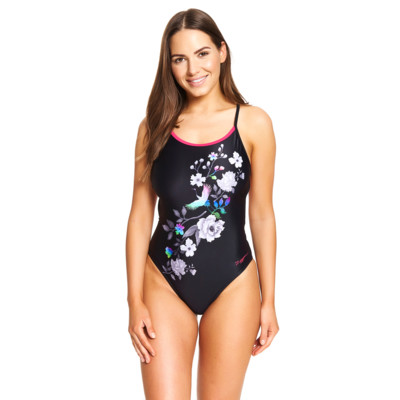 Product overview - Sakura Starback Swimsuit black/metal