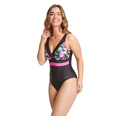 Product overview - Paradise Squareback One Piece PARA