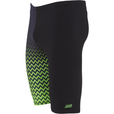 Product overview - Mens Chevron Jammer black/green
