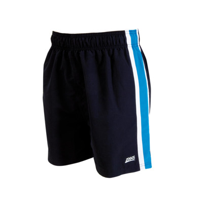 Product overview - Mens Muriwai Shorts blue/white