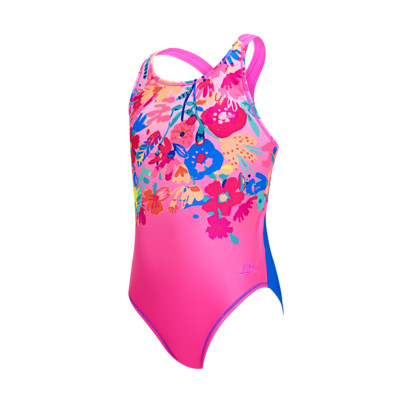 Product overview - Girls Frida Flyback One Piece FRIF