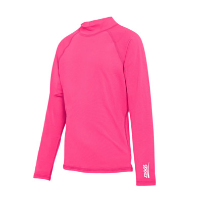 Product overview - Bells Long Sleeve Sun Top pink