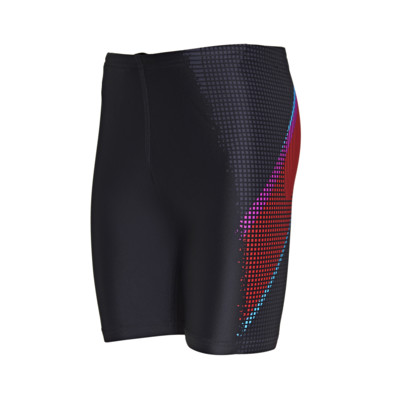 Product overview - Junior Boys Windsor Mid Jammer black/red