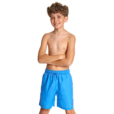 Product overview - Junior Boys Mosman Washed 15'' Shorts blue