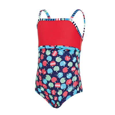 Product overview - Girls Appletizer Classicback Swimsuit