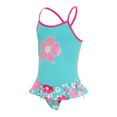 Product overview - Petal Magic Crossback Swim Dress