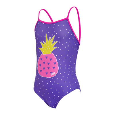 Product overview - Pine Crush Yaroomba Floral One Piece