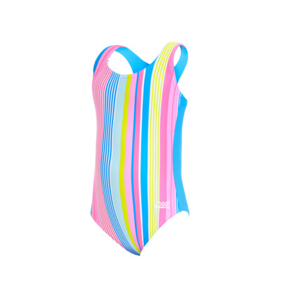 Product overview - Girls Actionback One Piece CRZY