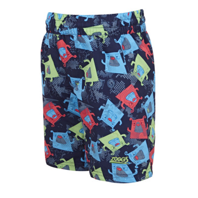 Product overview - Boys Boxer Dog Watershorts
