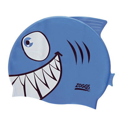 Product overview - Jnr Character Cap - Blue Jaws