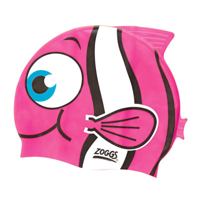 Product overview - Junior Silicone Character Cap - Goldfish