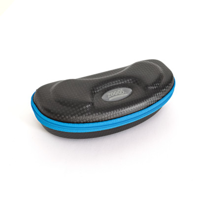 Product overview - Elite Goggles case black/blue