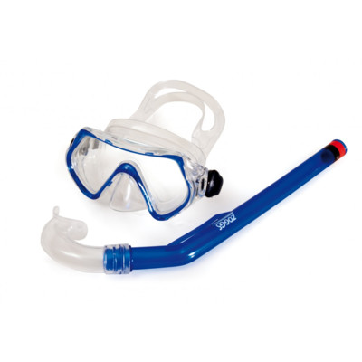 Product overview - Reef Explorer Junior Snorkel Set
