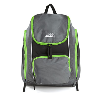 Product overview - Zoggs Poolside Back Pack GYBK