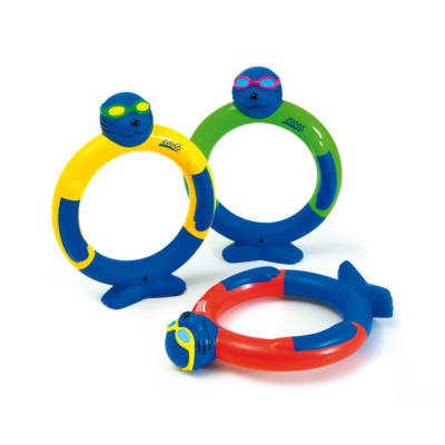Product overview - Zoggy Dive Rings