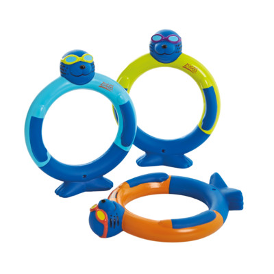 Product overview - Zoggy Dive Rings AST