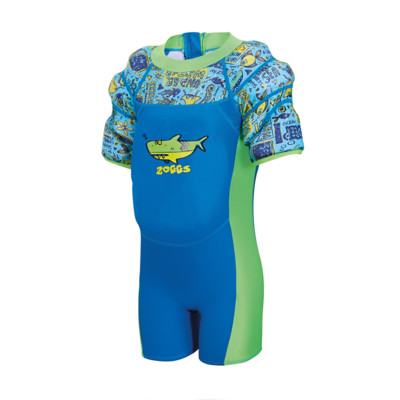 Product overview - DeepSea WaterWings Floatsuit Blue