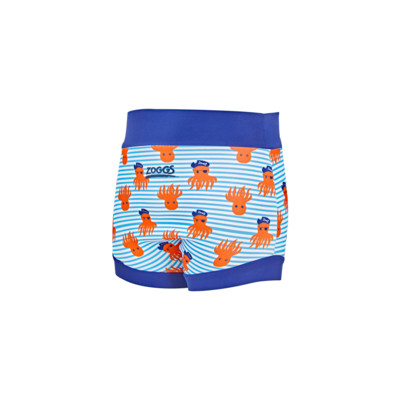 Product overview - OctoPirate SwimSure Nappy blue