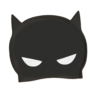 Product overview - DC Super Heroes Batman 3D Swimming Cap