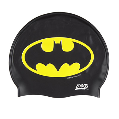Product overview - DC Super Heroes Junior Batman Silicone Swim Cap