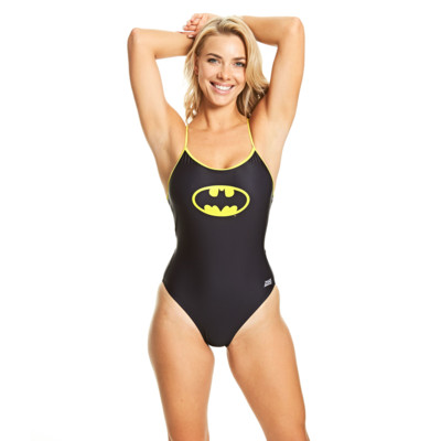 Product overview - Batman Women's Sprintback black/yellow