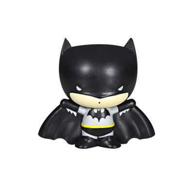 Product overview - Batman DC Super Heroes Splashems Squirter Toy
