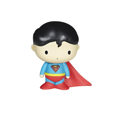 Product overview - Superman DC Super Heroes Splashem Squirter Toy